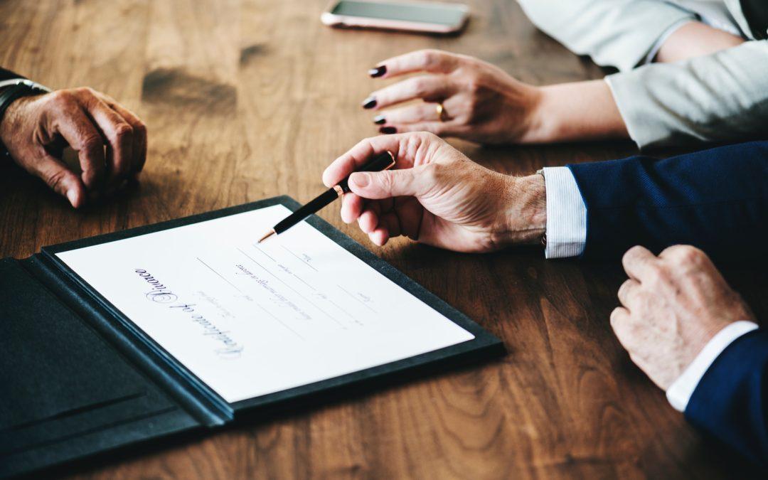 Los procedimientos judiciales de separación y divorcio