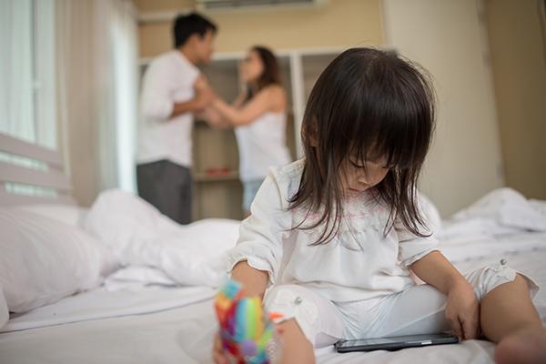 ¿Cómo afecta el divorcio a los hijos según su edad?